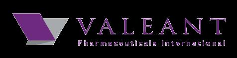 Valeant Pharmaceuticals Intl Inc VRX